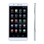 "P8 + Android 4.4 do smartphone w / 5.0"" de tela, 512 MB de RAM, 4GB ROM - branco"