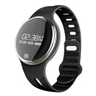 E07 Smart Band pulsera Bluetooth Sport Smart pulsera pulsera - Negro