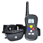 Waterpoof Barking-Stop Dog Training Aid com transmissor remoto + Receiver Collar