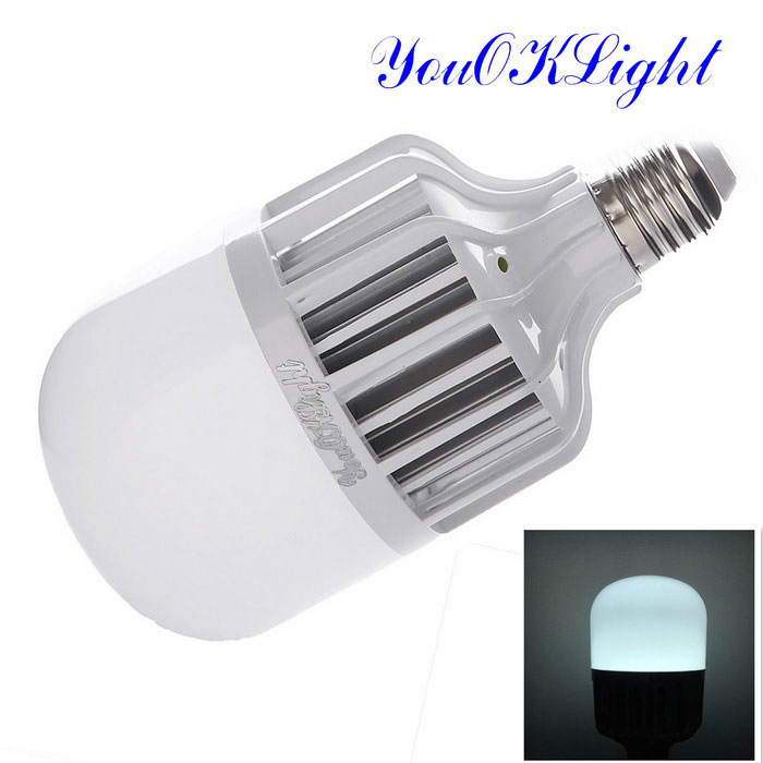 YouOKLight E27 18W 1500lm 36-SMD 5630 LED Ampoule blanche - Blanc (AC 220V)