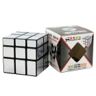 ShengShou 3*3*3 Irregular 57mm Mirror Magic IQ Cube - Black + Silver