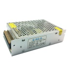 SAMDI DC 5V 10A 50W Switching Power Supply - Silver Grey