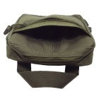 Outdoor Tactical Military Digital Accessories Bag - Army Green