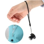 Mini Hidden Camera Camcorder Spy Pinhole Video Recorder DVR - Black