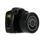 Mini Camera Camcorder Pinhole Gravador de Vídeo DVR - Preto