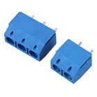 5mm Pitch 10*KF301-2P + 10*KF301-3P Screw Terminal Block Connectors