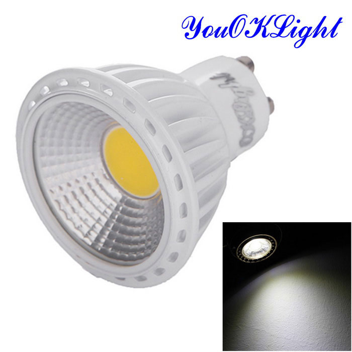YouOKLight YK1660 GU10 6W Cold White Light LED Spotlight