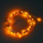 JIAWEN USB 5m 3W 50-LED Yellow Holiday Decoration String Light (5PCS)