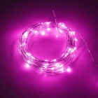 JIAWEN USB 5m 3W 50-LED Pink Holiday Decoration String Light (5PCS)