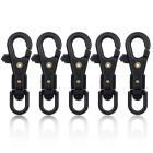 360 Degree Rotatable Lightweight & High Strength Non-Locking Carabiners