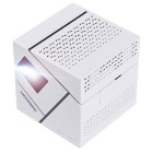 DOOGEE Smart Cube P1 Android 4.4 Projector w/ 1G RAM, 8GB ROM - White