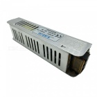 SAMDI 12V 5A 60W Regulated Switching Power Supply - Silver Grey