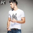 Spring & Summer Comfortable Clear Retro Patroon T-shirt