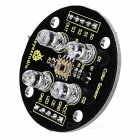 Keyestudio TCS3200 Color Sensor for Arduino - Black + Yellow