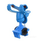 Plastic Bicycle Handlebar Digital Camera Rotatable Holder Fixing Clip