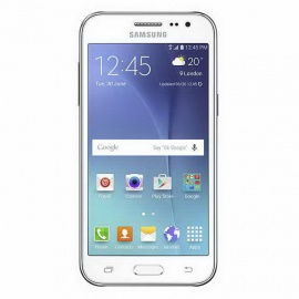 "Samsung Galaxy J2 SM-J200H/DS Dual Sim 4.7"" Smart Pone with 1GB RAM, 8GB ROM - Golden"