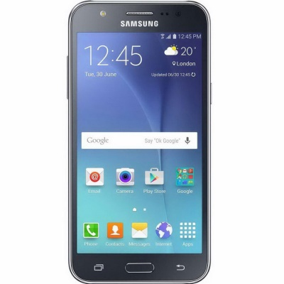 Samsung Galaxy J7 SM-J700H/DS 16GB Dual-Sim - Black