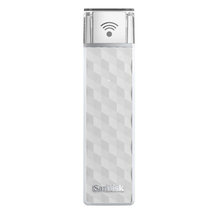 SanDisk Connect Wireless Stick 200GB (SDWS4-200G-G46)