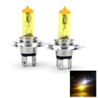 IZTOSS D622 H4 100 / 90W 12V 2600K Золотой Halogen Light (2pcs)
