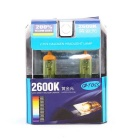 IZTOSS D622 H4 100/90W 12V 2600K Golden Halogen Light (2PCS)