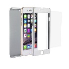 Ultra Slim Full Body Coverage PC Case for IPHONE 6 / 6S - Silver