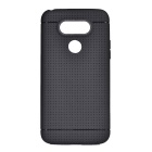 Dot Pattern Protective TPU Back Case for LG G5 - Black