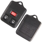 Qook Entry Key Remote Fob Shell Case Pad for Ford Transit - Black