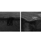NatureHike Travel Folding Storage Bag - Black + White (Size M)