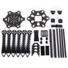 PCB Quadcopter Frame Kit with Landing Gear Skid for FPV Quadcopter FPV Drone