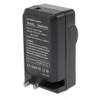 Camera Battery Car Charger for Sony FD1 & More - Black (US Plugss)
