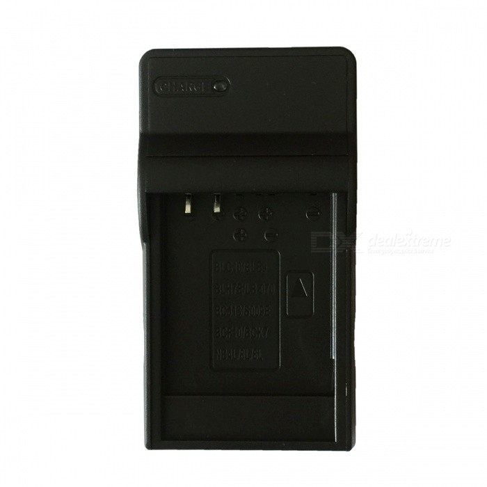 Ismartdigi 4l 800mah Battery Micro Usb Charger For Canon