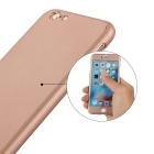 Caso protetor Ultra Thin PC para o iPhone 6 PLUS / 6S PLUS - Rosa de Ouro