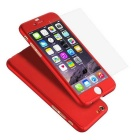 Caja protectora Ultra Thin PC para IPHONE 6 PLUS / 6S PLUS - Rojo