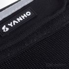 Yanho Oxford Paño + Bolso Nylon Bike Top Tubo - Negro + Blanco (1.5L)