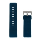 Replacement Silicone Band Bracelet for Fitbit Blaze Watch - Blue