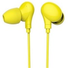 Silábica A6 Bluetooth V4.1 Auriculares In-Ear - amarillo limón