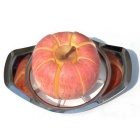 ZIQIAO Stainless Steel Convenient Apple Slicing Machine - Silver