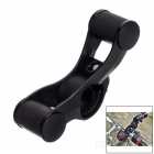 Handlebar Extension Bicycle Bike Light Holder Extender Mount - Black
