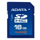 ADATA 16 GB SDHC Class 4 Flash Memory Card ASDH16GCL4-R