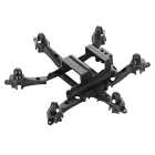 Replacement Spare Parts ABS Lower Body Shell for JJRC H20C - Black