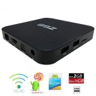 Z68 Octa-Core Android 5.1 Smart TV Box Media Player - Black (US Plug)