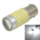 1156 / BA15S 9W 1000lm 144-SMD 3014 LED Cool White Car Light