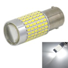 1157 / BA15S 9W 1000lm 144-SMD 3014 LED 6000K Cool White Car Light