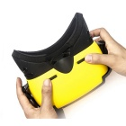 Baofeng Mojing XD-01 Virtual Reality VR Polarized 3D Glasses - Yellow