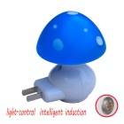 JIAWEN Mushroom Shape 0.1W Automatic Light Control Night Lamp (5PCS)