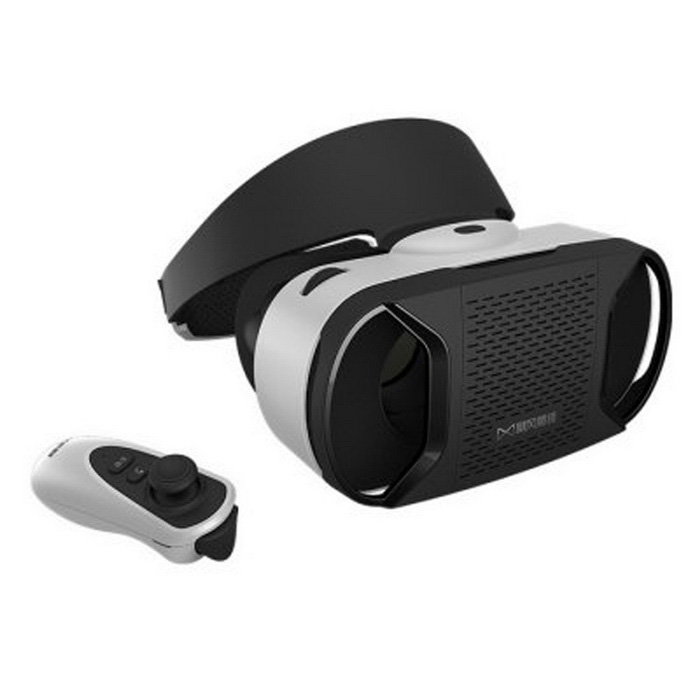 Baofeng Mojing VR Virtual Reality 3D Glasses for Android - White+Black