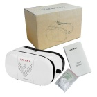 Japan Imported PMMA Virtual Reality VR 3D Glasses - Black + White