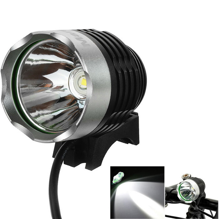 Marsing B1 xm-l LED 3-Mode 800lm froide lumière blanche vélo phare