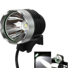 Marsing B1 XM-L LED 3-Mode 800lm Cool White Light Bike Headlamp
