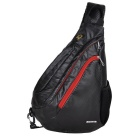 J18 Unisex Multifunctional Single Shoulder Backpack - Black (5L)